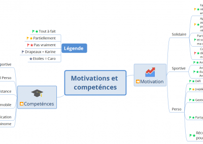 Motivations et compéténces