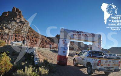Signos sponsor du rallye Roses des Andes 2018